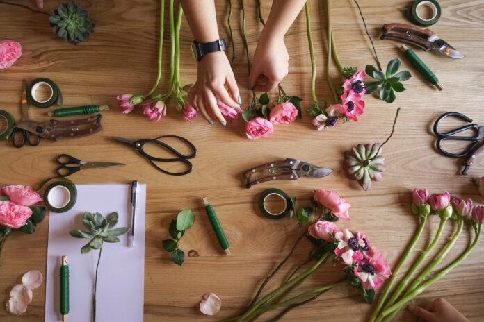 Najważniejsze zastosowania drutu florystycznego